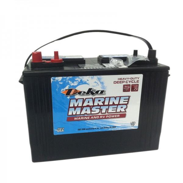 Тяговый аккумулятор DEKA MARINE MASTER DC27DT