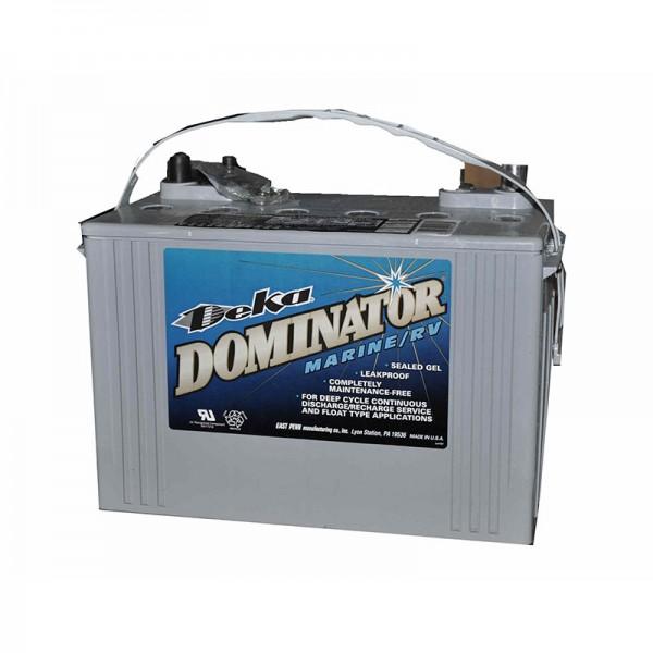 Тяговый гелевый аккумулятор DEKA DOMINATOR 8G24