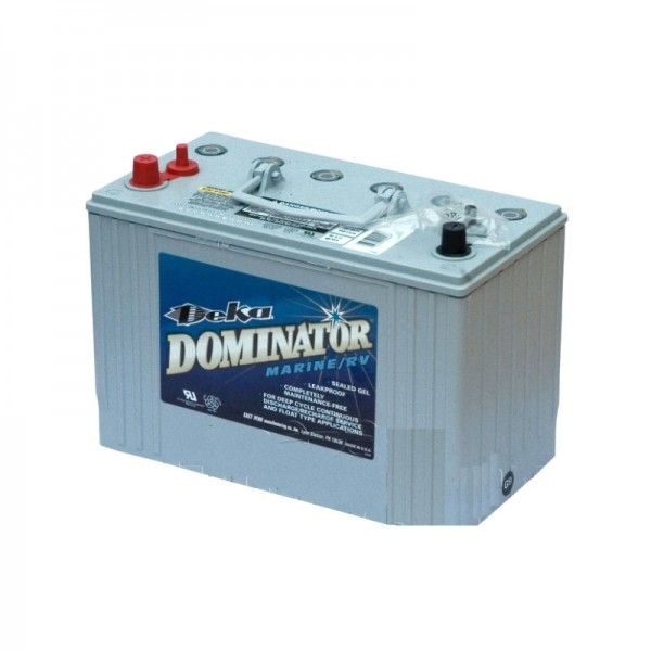 Тяговый гелевый аккумулятор DEKA DOMINATOR 8G31DT