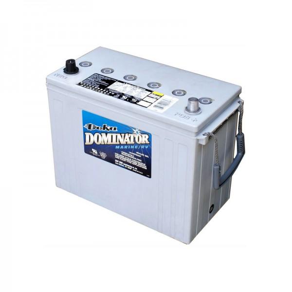 Тяговый гелевый аккумулятор DEKA DOMINATOR 8G5SHP