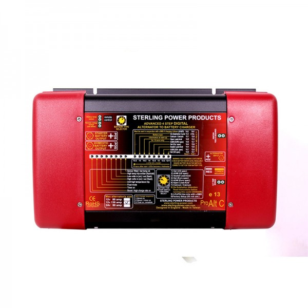 Зарядное устройство от генератора Sterling Power AB12130