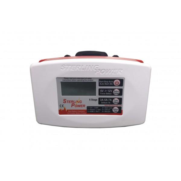 Зарядное устройство Sterling Power Ultra Portable