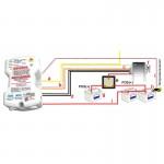 Выносной регулятор напряжения генератора Sterling Power AR12W