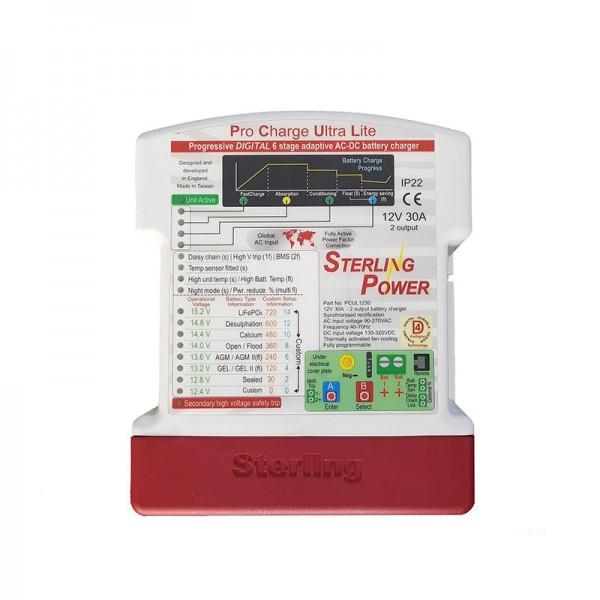 Зарядное устройство Sterling Power LPCU 1230