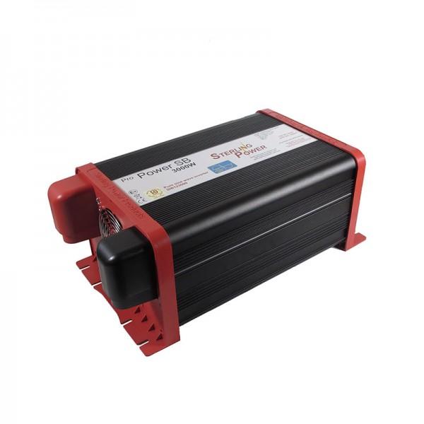 Sterling Power SIB123000 инвертор 12- 220 В 3 кВт