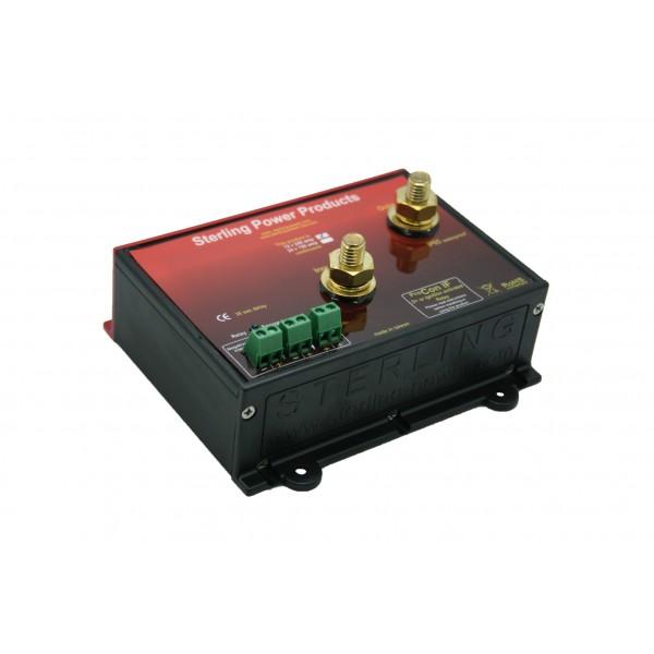 Реле зарядки аккумуляторов Sterling Power IFR24100