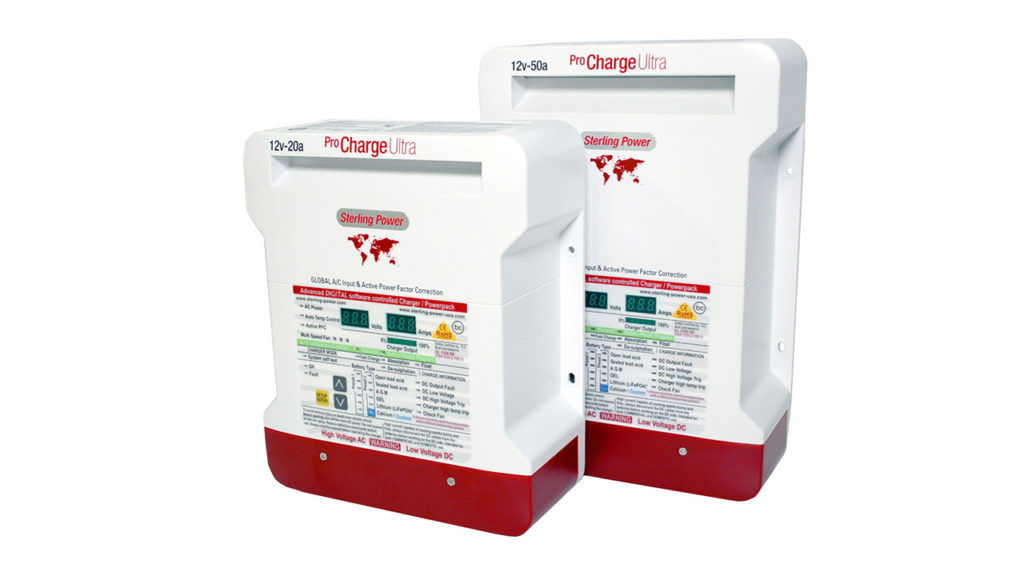 Зарядные устройства Sterling Power Pro Charge Ultra