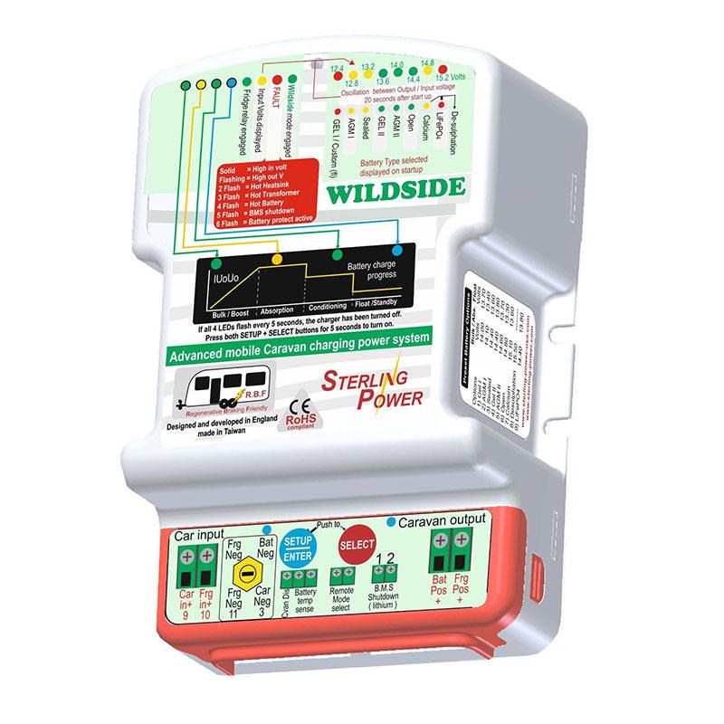 Зарядное устройство Sterling Power BBC
