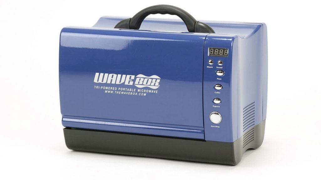 Автомобильная 12 вольтовая микроволновая печь