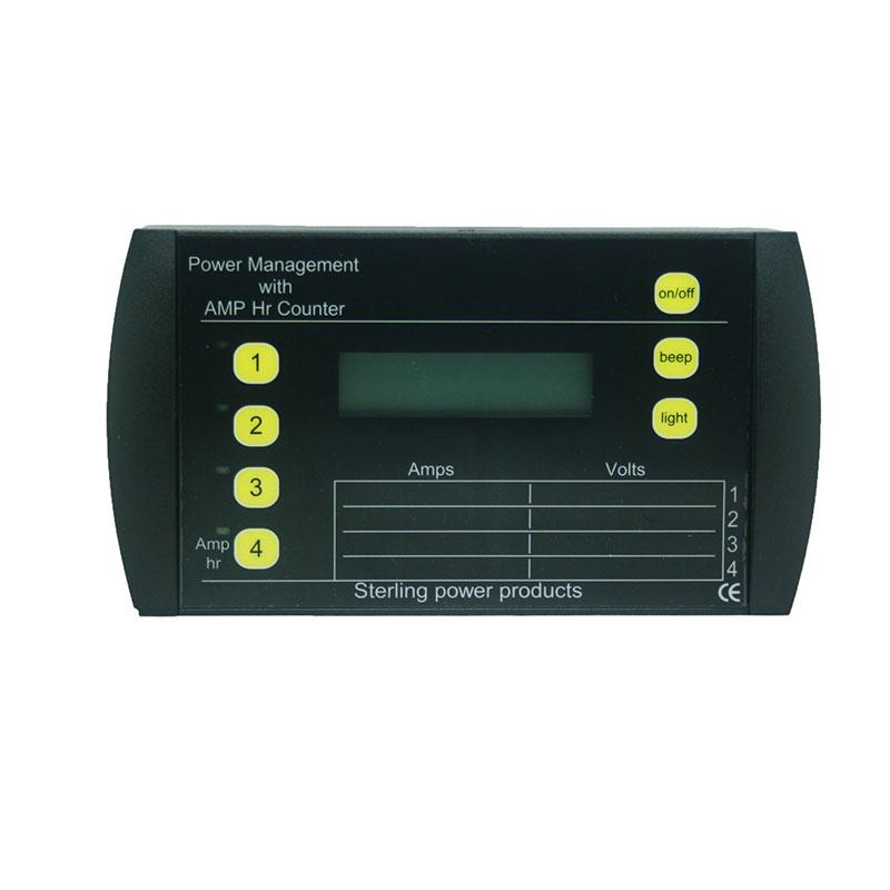 Батарейный монитор Sterling Power PMP1
